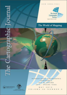 The Cartographic Journal
