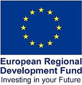Funded by the European Regional Development Fund