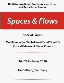 Spaces and Flows