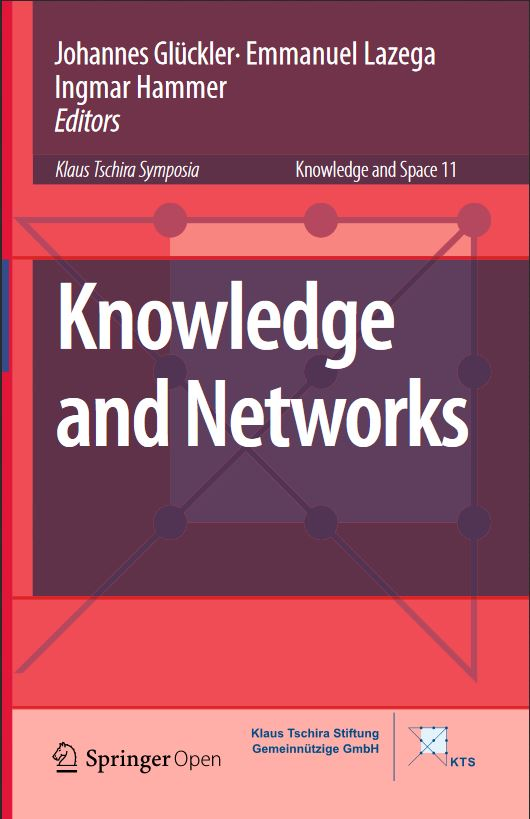 Knowledge and Networks_Bookcover