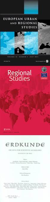 European Urban and Regional Studies